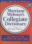 کتاب MERRIAM WEBSTER COLLEGIATE DICTIONARY 11th+CD(رهنما)