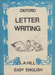 کتاب OXFORD LETTER WRITING*