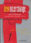 کتاب INTERCHANGE 1 NEW EDI 2(رهنما)*