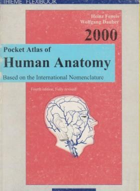 *POCKET ATLAS OF HUMAN ANATOMY 2000