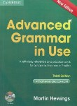 کتاب ADVANCED GRAMMAR IN USE/EDI 3 (رهنما)