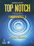 کتاب TOP NOTCH FUNDAMENTALS B  EDI 2 (رحلی/رهنما)
