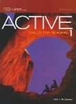 کتاب ACTIVE SKILLS FOR READING 1+CD EDI 3(سپاهان)