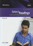 کتاب SELECT READING ELEMENTARY+CD  EDI 2 (سپاهان)