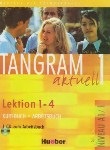 کتاب TANGRAM 1  LEKTION 1-4+CD(رحلی/رهنما)