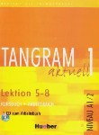 کتاب TANGRAM 1  LEKTION 5-8+CD(رحلی/رهنما)