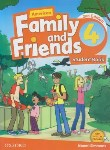کتاب FAMILY AND FRIENDS 4 AMERICAN+CD  SB+WB(رحلی/رهنما)