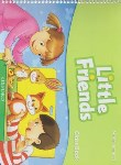 کتاب LITTLE FRIENDS+CD(رحلی/رهنما)