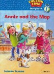 "کتاب READER ENGLISH TIME 1 ""ANNIE AND THE MAP(آکسفورد)"