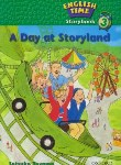 "کتاب READER ENGLISH TIME 3 ""ADAY AT STORYLAND(آکسفورد)"