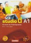 کتاب STUDIO D A1+CD  SB+WB (رحلی/رهنما)