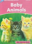 کتاب BABY ANIMALS+CD  STARTER (کمانگیر)