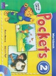 کتاب POCKETS 2+CD SB+WB EDI 2 (رهنما)
