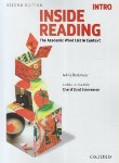 کتاب INSIDE READING INTRO+CD  EDI 2 (رهنما)