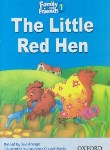 کتاب READER FAMILY AND FRIENDS 1 THE LITTLE RED HEN (رقعی/فروزش)