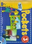 کتاب POCKETS 3+CD SB+WB ED2 (سپاهان)