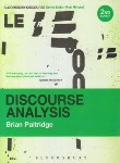 کتاب DISCOURSE ANALYSIS  PALTRIDGE (رهنما)