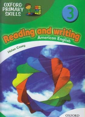 READING AND WRITING AMERICAN ENGLISH 3+CD (رهنما)