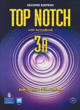 TOP NOTCH 3A (رحلی/رهنما)