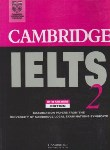 کتاب CAMBRIDGE IELTS 2+CD (رهنما)