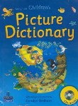 کتاب LONGMAN CHILDREN PICTURE DICTIONARY+CD (رحلی/جنگل)