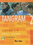 کتاب TANGRAM 2 LEKTION 1-4+CD (رحلی/رهنما)