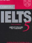 کتاب CAMBRIDGE IELTS 5+CD (رهنما)