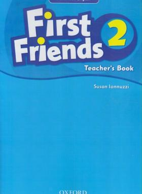 FIRST FRIENDS AMERICAN ENGLISH 2 TEACHER'S BOOK(رحلی/رهنما)