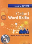 کتاب OXFORD WORD SKILLS INTERMEDIATE+CD (رحلی/رهنما)