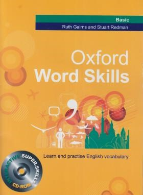 OXFORD WORD SKILLS BASIC+CD (رحلی/جنگل)