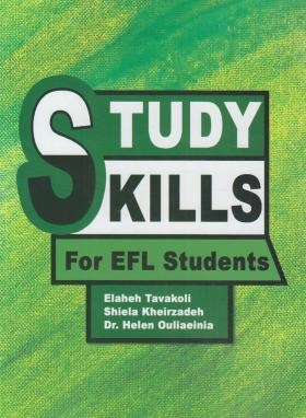 STUDY SKILLS FOR EFL STUDENTS (توکلی/جنگل)