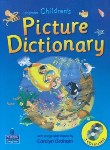 کتاب LONGMAN  CHILDRENS PICTURE DICTIONARY+CD (رحلی/رهنما)