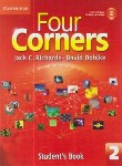 کتاب FOUR CORNERS 2+CD  SB+WB (رحلی/رهنما)