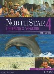 کتاب NORTH STAR 4 LISTENING & SPEAKING+CD EDI 4 (رهنما)