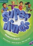 کتاب SUPER MINDS 2+CD SB+WB (رحلی/رهنما)