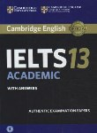 کتاب CAMBRIDGE IELTS 13+CD ACADEMIC (رهنما)