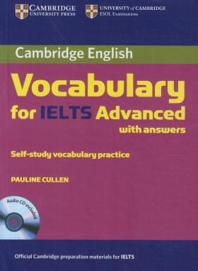 VOCABULARY FOR IELTS ADVANCED+CD (رهنما)