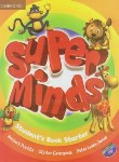 کتاب SUPER MINDS STARTER+CD SB+WB (رحلی/رهنما)