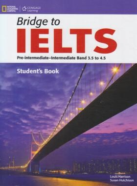BRIDGE TO IELTS+CD  SB+WB (رحلی/رهنما)