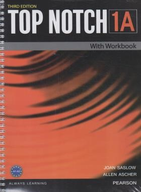 TOP NOTCH 1A+CD EDI 3 (رحلی/رهنما)