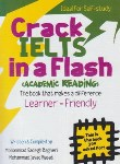 کتاب CRACK IELTS IN A FLASH ACADEMIC READING (ایده درخشان)