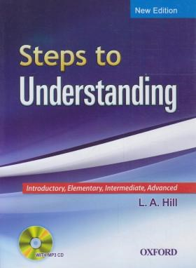 STEP TO UNDERSTANDING+CD (فروزش)