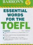 کتاب ESSENTIAL WORDS FOR THE TOEFL EDI 7 (سپاهان)
