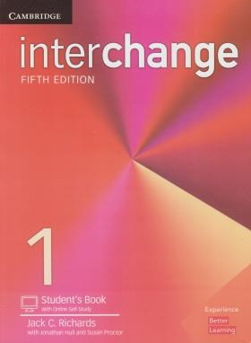 INTERCHANGE 1+CD  SB+WB  EDI 5 (رحلی/رهنما)