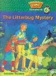 کتاب READER ENGLISH TIME 6+CD THE LITTERBUG MYSTERY (آکسفورد)
