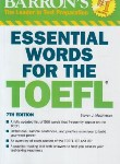 کتاب ESSENTIAL WORDS FOR THE TOEFL EDI 7 (جنگل)