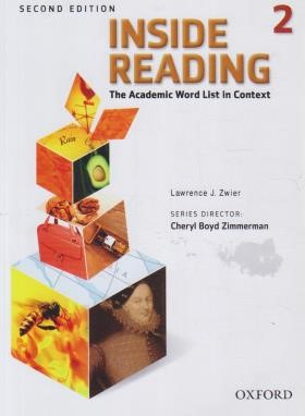 INSIDE READING 2+CD  EDI 2 (فروزش)
