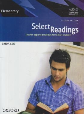 SELECT READINGS ELEMENTRY+CD  EDI 2 (کلبه زبان)