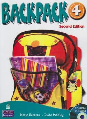 BACKPACK 4+CD  SB+WB  EDI 2 (رحلی/رهنما)