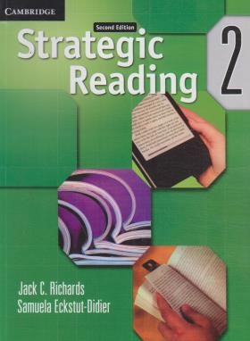STRATEGIC READING 2  EDI 2 (وزیری/رهنما)